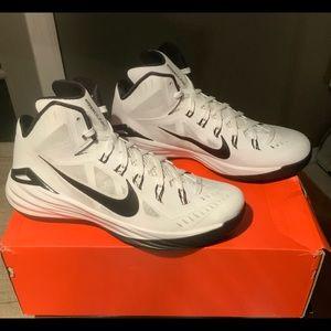 Nike 2014 Hyperdunk White/Black